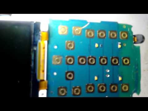 Samsung B310 B312 B313 On Off Key Jumper Solution