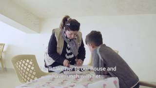 Rebuilding young lives shattered by conflict in Iraq