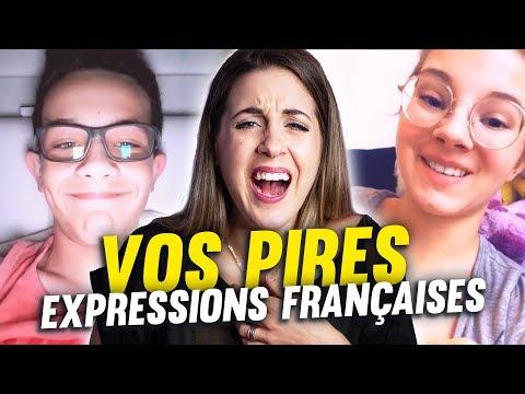JE DEVINE VOS PIRES EXPRESSIONS FRANÇAISES   DENYZEE