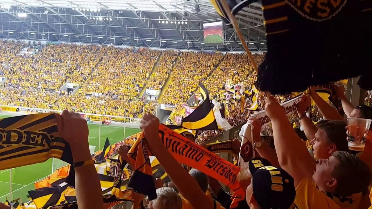 Dfb Pokal Dynamo Dresden Rb Leipzig