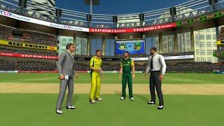 Australia vs South Africa | 1st ODI | 4-11-2018