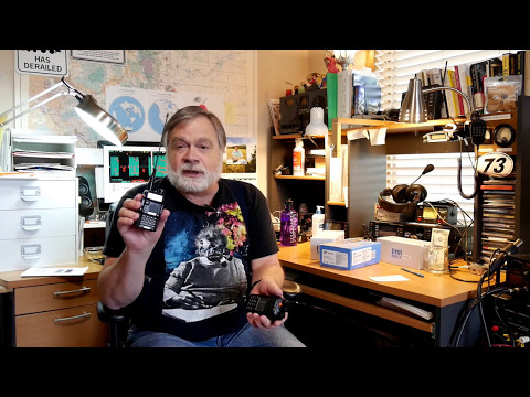 DM-R5+ and GD-55 DMR Radios Revisited (#66)