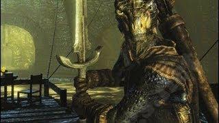 как найти меч сияния рассвета (Skyrim)