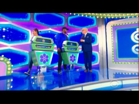 The Price is Right - Showcases - 5/22/2017