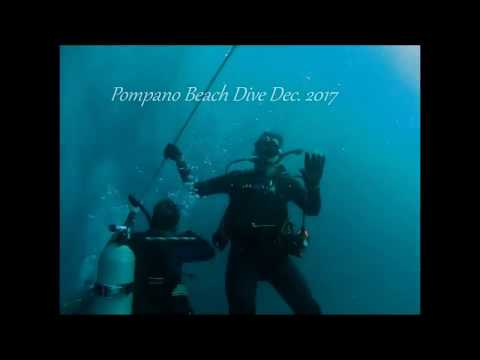 ADI Dives | Pompano Beach, Florida Dive December 2017