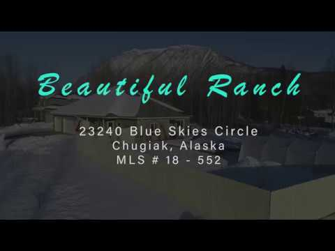 23240 Blue Skies Circle, Chugiak AK