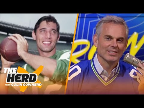 Throwback Trivia: Colin Cowherd guesses where notable players ended their careers   THE HERD