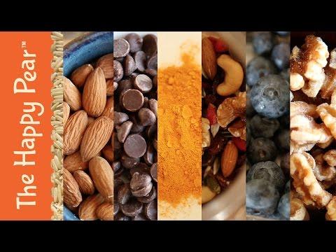 Top 7 Brain Stimulating Foods - The Happy Pear Recipe