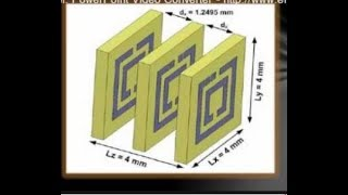 How to design Metamaterial Unit cell Square SRR design using CST and HFSS