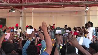 نيجيري ( زمبار ) + موده الحنينة - أغنية أصبر عشان تلقى الهناء - #_مهرجان_المكتبة_القبطية