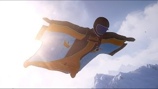 Steep Gameplay : Gold Medals Snowboarding & Speed Gliding