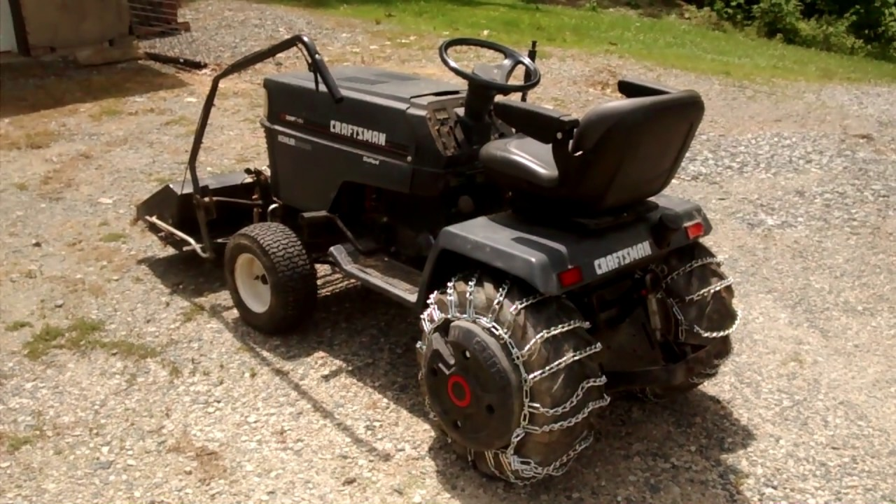 Craftsman Gt6000 Wiring Diagram Engine Wire Diagrams Gt 5000 6000 Final Updates And 25 Hour Review Youtube Garden Tractor Manual