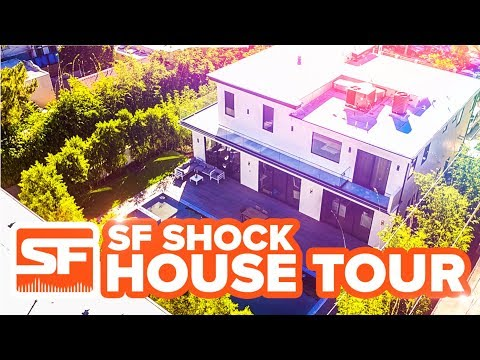 Inside the SF Shock House!!