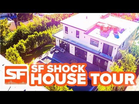 Inside the SF Shock House!!