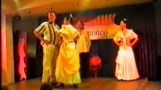 Paco Sheehan Dances Flamenco     Majorca   2001