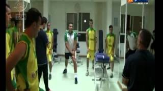 تحضيرات شبيبة القبائل 2013