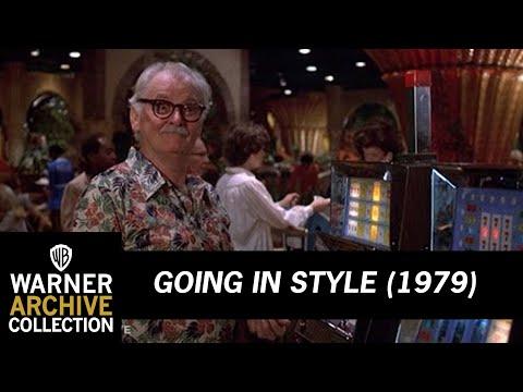 Going In Style (1979) starring George Burns – Vegas Flirting