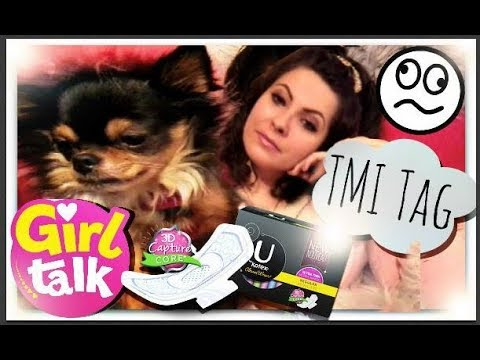 Download ♡Girl Talk (TMI TAG)♡ Your first period?  Menstrual Cycle 