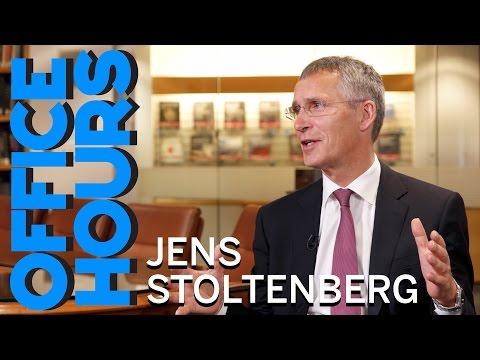 Jens Stoltenberg: America's Incomparable Steak