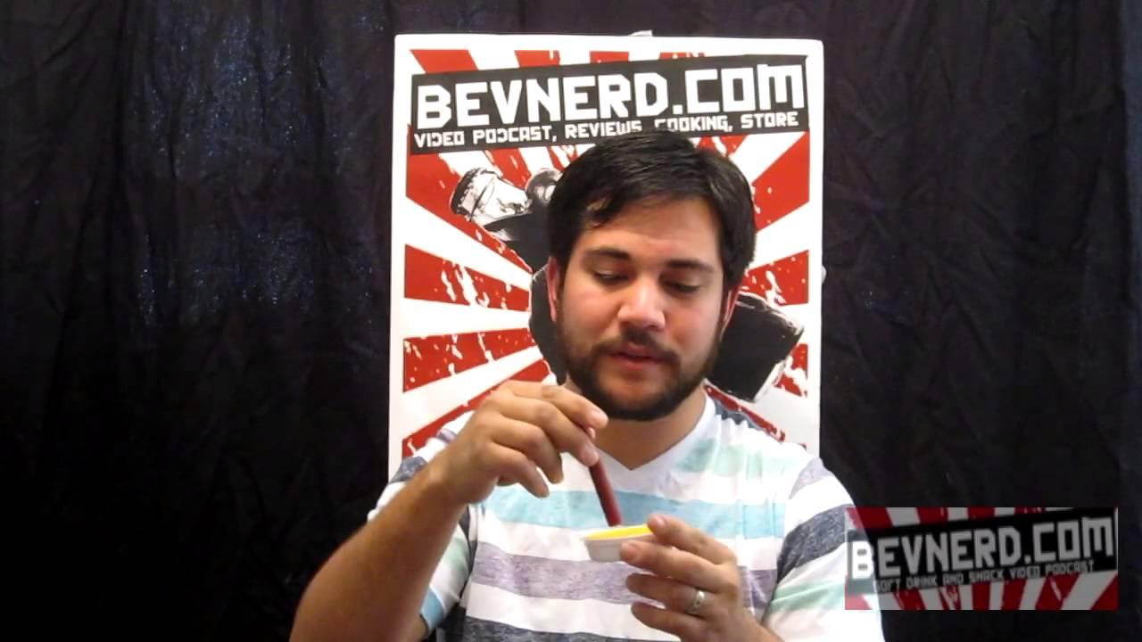 Jack Links Big Dippers Beef & Cheese Sauce Review BevNerd #138