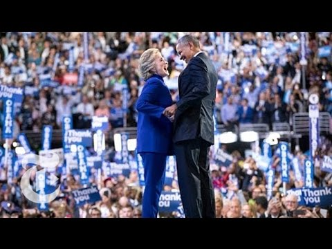 President Obama: Nobody 'More Qualified' Than Hillary Clinton | The New York Times