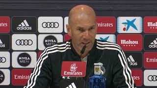 Real Madrid - Zidane : ''J'aime beaucoup Pogba