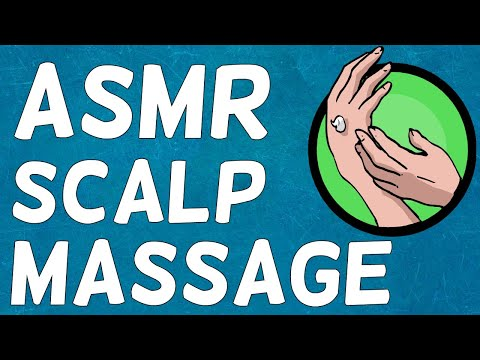 Scalp Massage ASMR: Intense, Aggressive, Relaxing Binaural Sounds