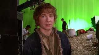 The Hobbit (2013) Production Diary 13 - The Pick Ups: Part 2