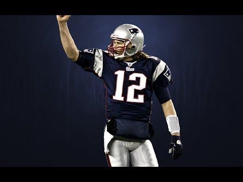 Patriots at Dolphins 2007 Week 7 Highlights - Tom Brady