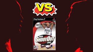NBA Shootout 2003 - Playstation 2 - Retro Sports League - DMen Tap Chicago - 2