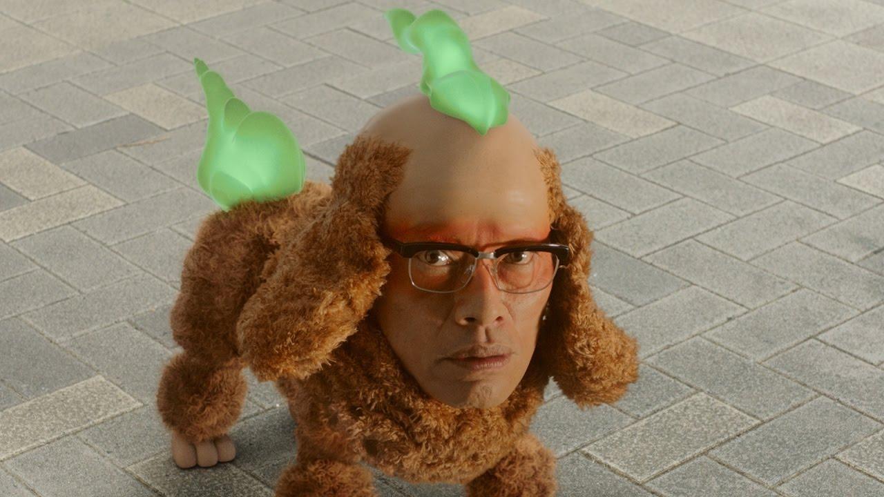遠藤憲一が実写版妖怪ウォッチでじんめん犬に 衝撃のビジュアル