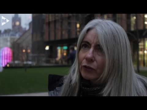 Interview: Dame Evelyn Glennie