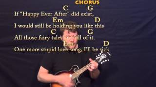 Payphone (Maroon 5) Easy Mandolin Cover Lesson with Chords & Lyrics