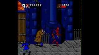SNES Longplay [373] Spider-Man & Venom - Maximum Carnage