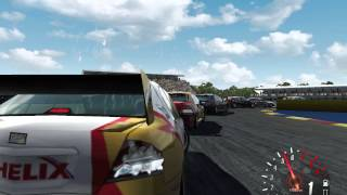 Toca Race Driver 2 HD PC gameplay - Adelaide