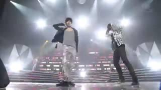 Download Video 120425 EXO Kai, Kris, Lay, & Chanyeol  Two Moons Live @Showcase MP3 3GP MP4