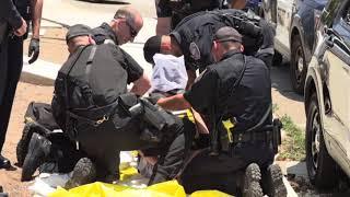 Chula Vista: Police Pursuit Leads To Body Wraps 06222018