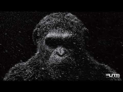Really Slow Motion & Giant Apes  The Furies WAR FOR THE PLANET OF THE APES   Music