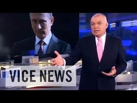 Controlling the Media: Putin's Propaganda Machine (Part 2)
