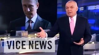 Controlling the Media: Putin's Propaganda Machine (Part 2)