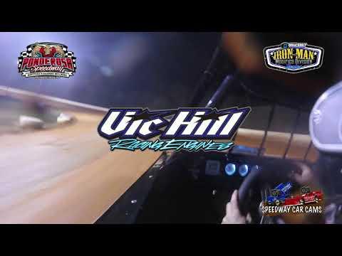 #20 Berneil Mills - Open Wheel - 10-14-17 Ponderosa Speedway - In Car Camera