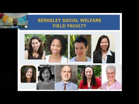 Berkeley Social Welfare:  Field Agency Overview