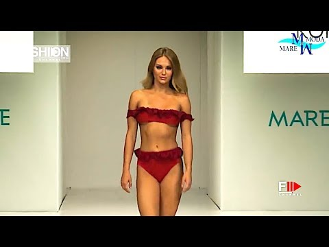 THE LINK 2017 finalists on stage @ Maredamare Florence - Fashion Channel