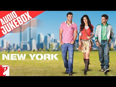 New York Audio Jukebox | Full Songs | John Abraham | Katrina Kaif | Neil Nitin Mukesh