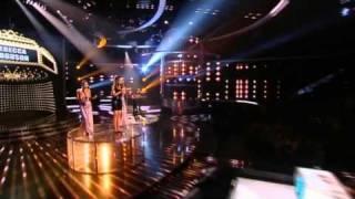 rebecca ferguson sings satisfaction the x factor live show 8 full version