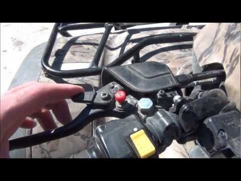 Квадроцикл или ATV Honda Foreman 500