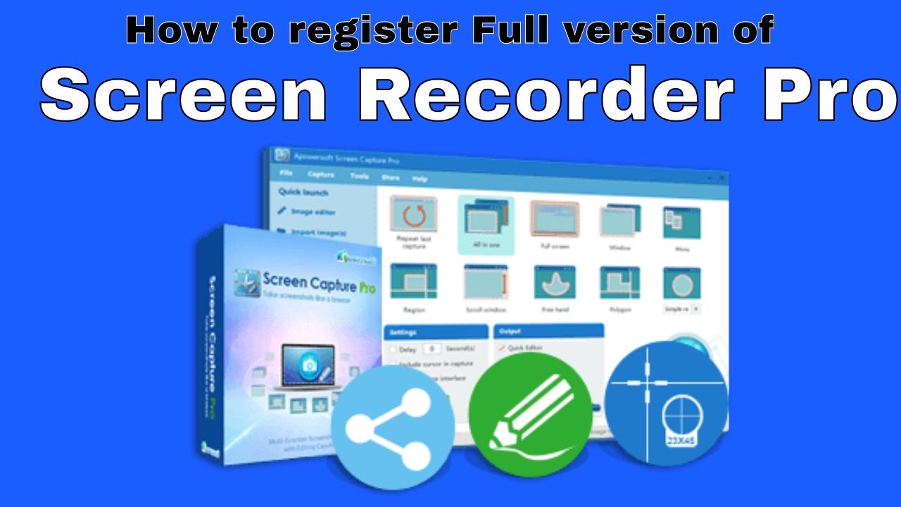 apowersoft free screen recorder pro