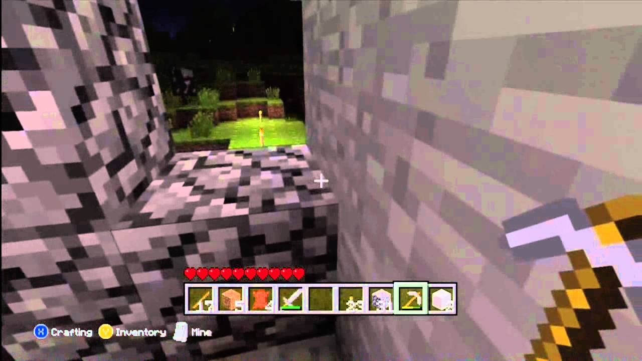 Minecraft Beginners Guide - Part 1 - Tools, Weapons, Food ...