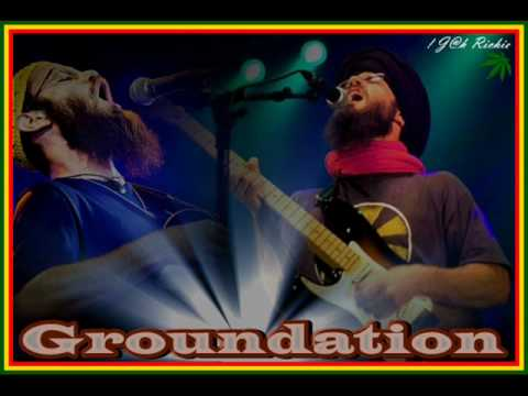 Groundation - Picture on the wall