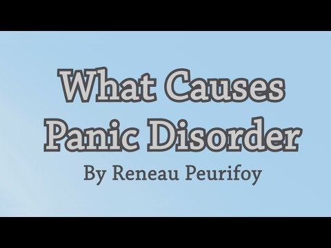 What Causes Panic Disorder
